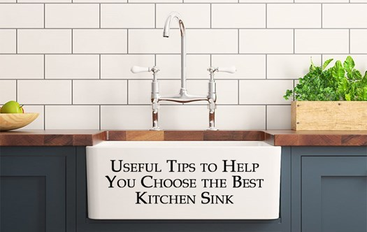 A Buyers Guide to Kitchen Sinks
