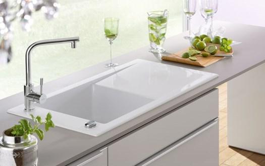 Kitchen Sink kohler whitehaven undermount farmhouse apron front cast iron 36 in