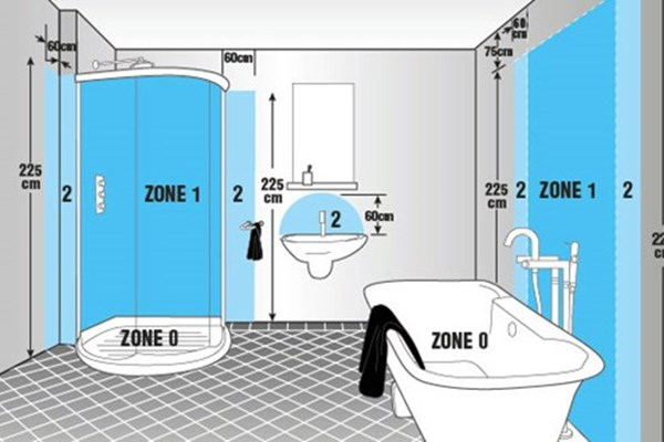 Accessories save up to 50 off accessories tap warehouse for Bathroom zones ip rating