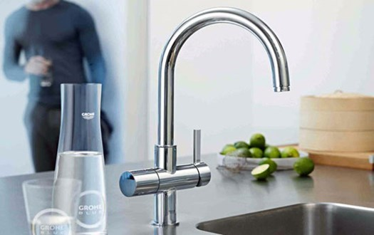 The Advantages of a Filtered Water Tap