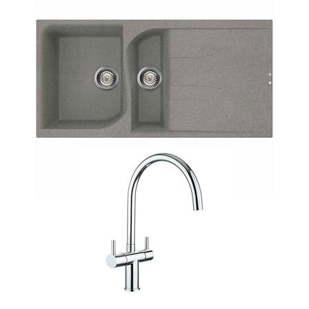 gallery image - Kitchen Sink Titanium
