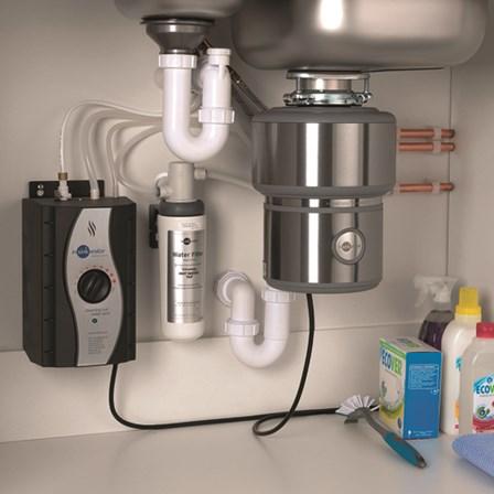 view larger image - Kitchen Sink Erator