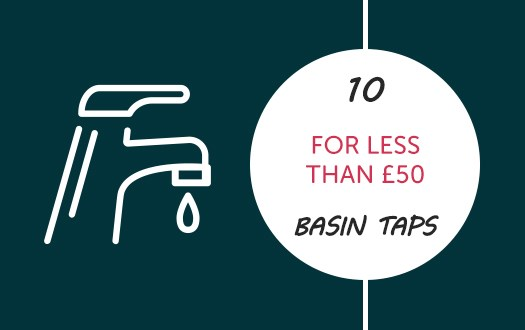 10 of the Best Basin Taps for Less Than £50 thumbnail