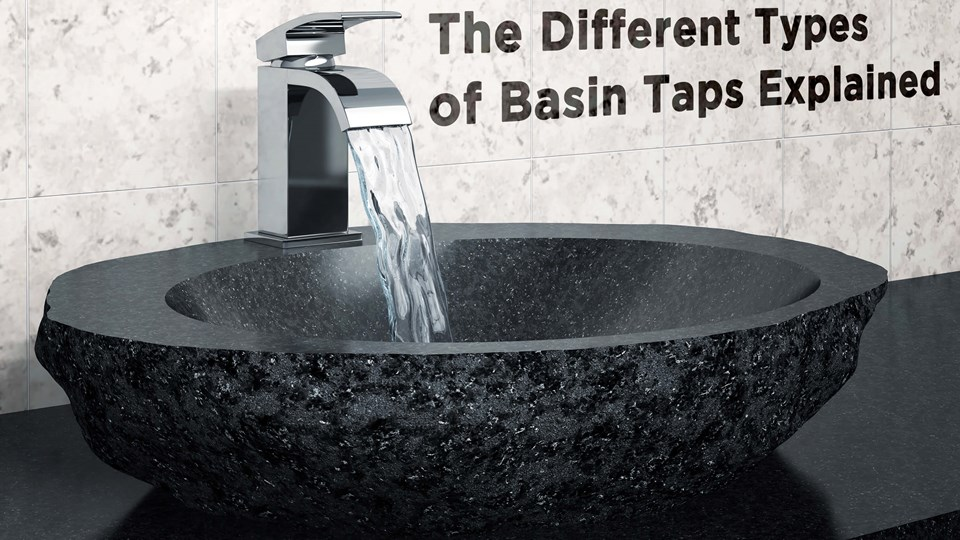 The Different Types of Basin Taps Explained thumbnail