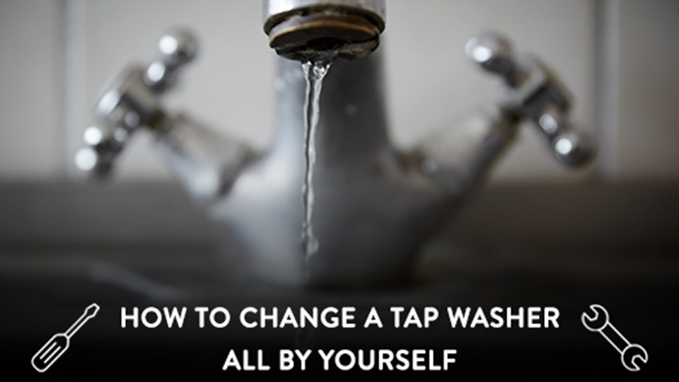How to Change a Tap Washer thumbnail