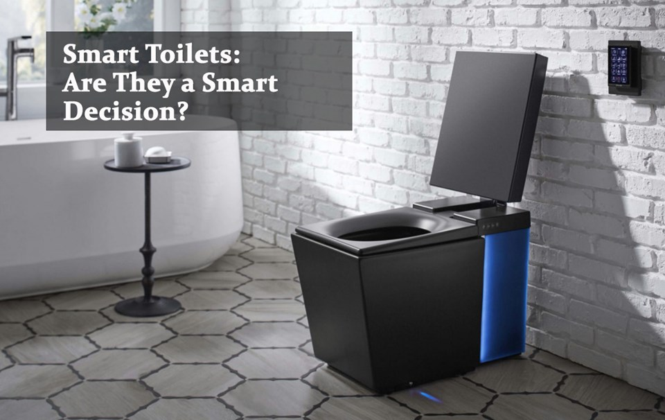 Smart Toilets: Are They a Smart Decision? thumbnail