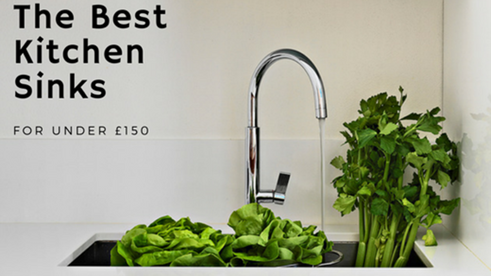 The Best Kitchen Sinks for Under £150 thumbnail