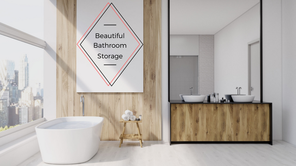 Beautiful Bathroom Storage Ideas: How to Maximise Your Space thumbnail