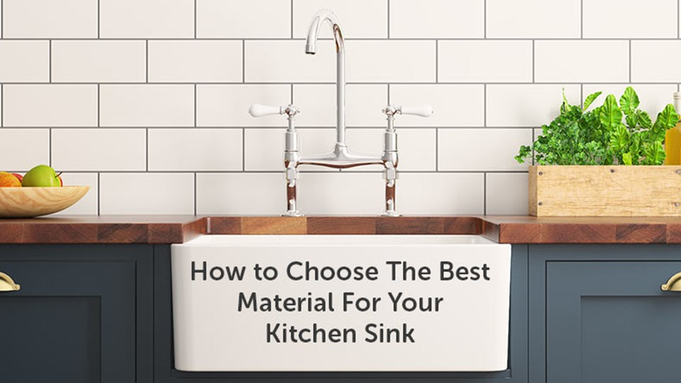 How to Choose the Best Material for Your Kitchen Sink thumbnail