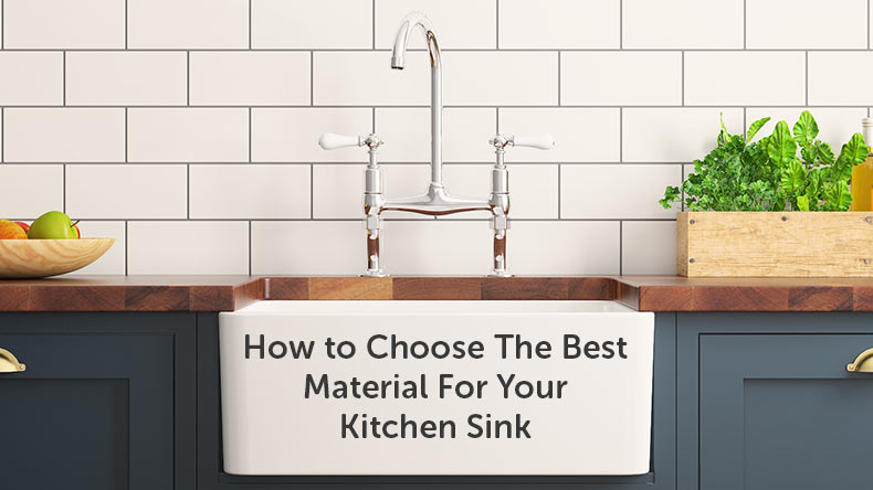 Deciding On The Best Material For Your Kitchen Sink Is Hard, So This Guide  Has Been Created To Help Take Some Pressure Off. Weu0027ll Discuss The Pros And  Cons ...