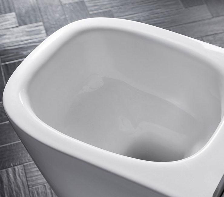 Kohler Persuade Toilet Top Down View 4 Alpine 3d In 2018