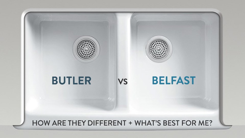 The Important Difference Between Butler and Belfast Sinks thumbnail