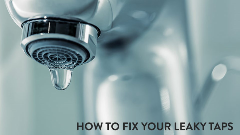 A Quick Fix for Your Leaking Taps thumbnail
