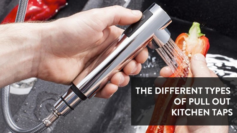 The Different Types of Pull Out Kitchen Taps thumbnail