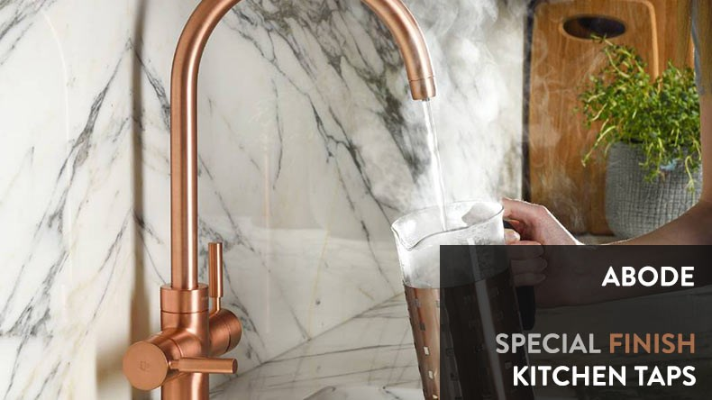 Introducing: Abode Special Finish Kitchen Taps thumbnail