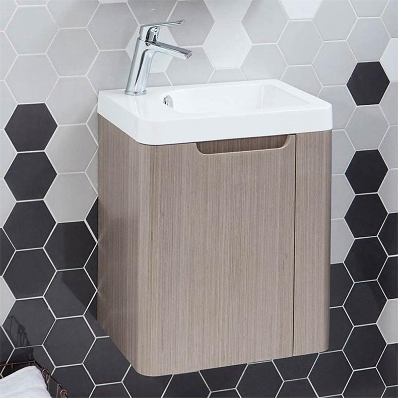 slimline bathroom storage how to make it work in your. Black Bedroom Furniture Sets. Home Design Ideas