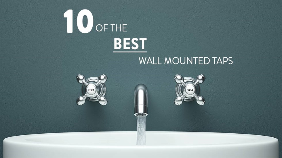 10 of the Best Wall Mounted Taps | Tap Warehouse