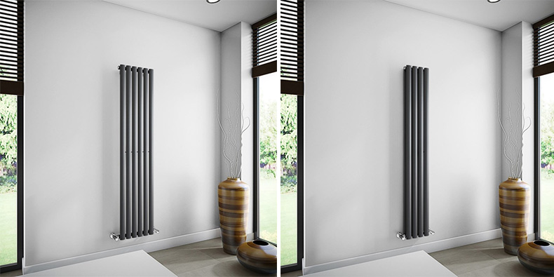 oval-tube-anthracite-radiator