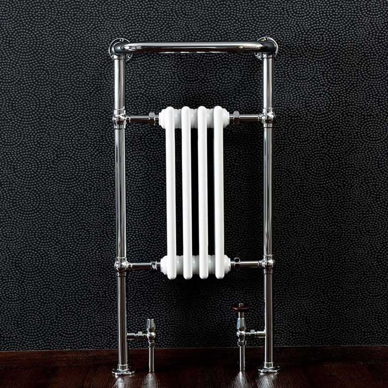 traditional-heated-towel-radiator