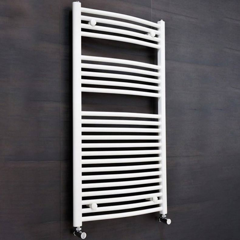 white-cured-towel-rail