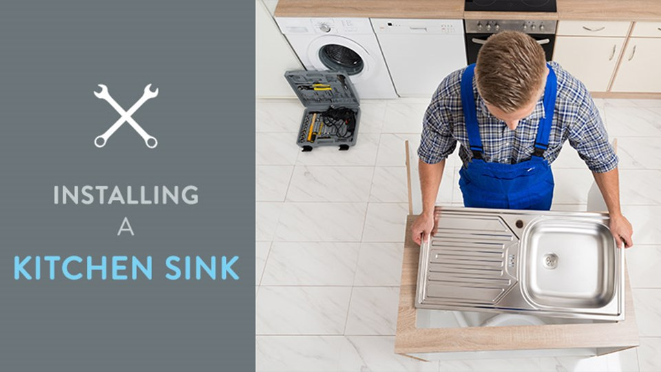 How to Remove and Replace a Kitchen Sink thumbnail