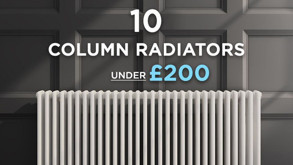 10 Beautiful Column Radiators for Under £200 thumbnail