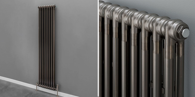 metal-finish-radiator