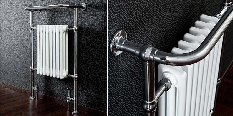 column-towel-radiator