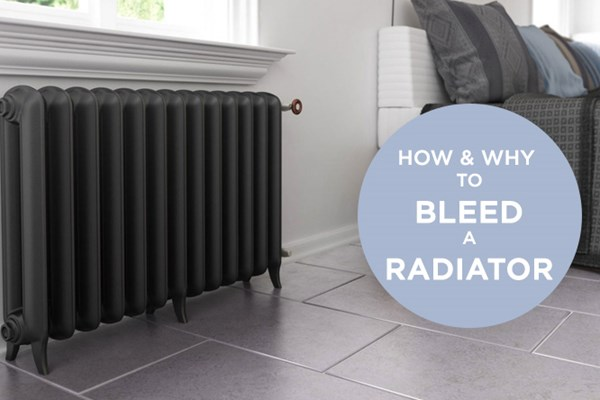 How (and Why) to Bleed a Radiator