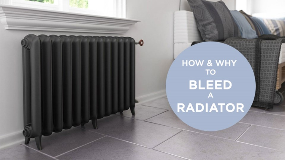 How (and Why) to Bleed a Radiator thumbnail