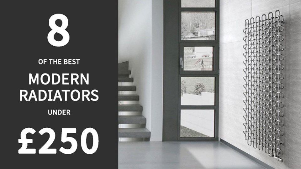8 of the Best Modern Radiators for Under £250 thumbnail