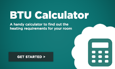 Calculate your heating requirements with our BTU calculator