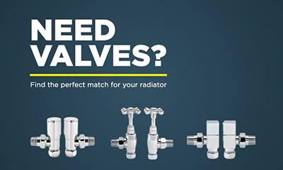 Find the perfect valves for your radiator