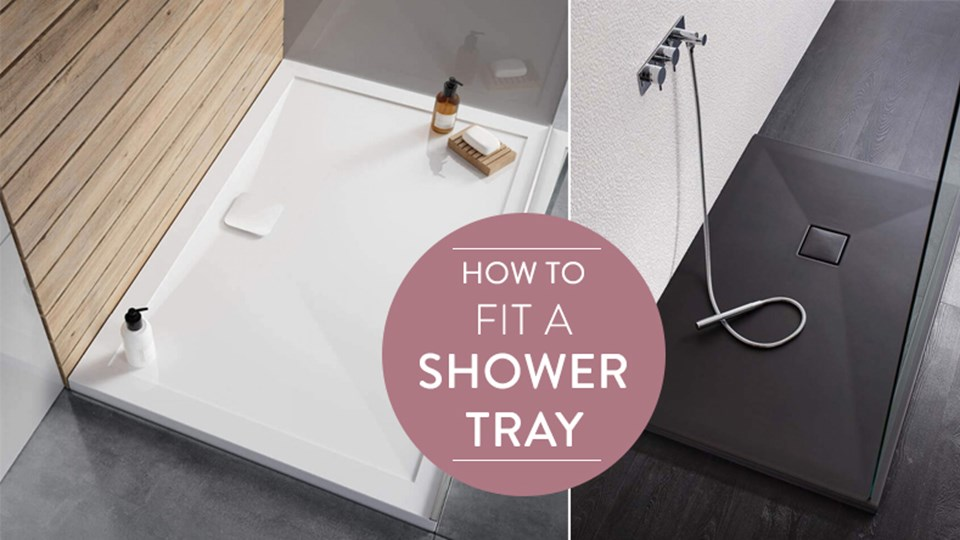 How to Fit a Shower Tray thumbnail