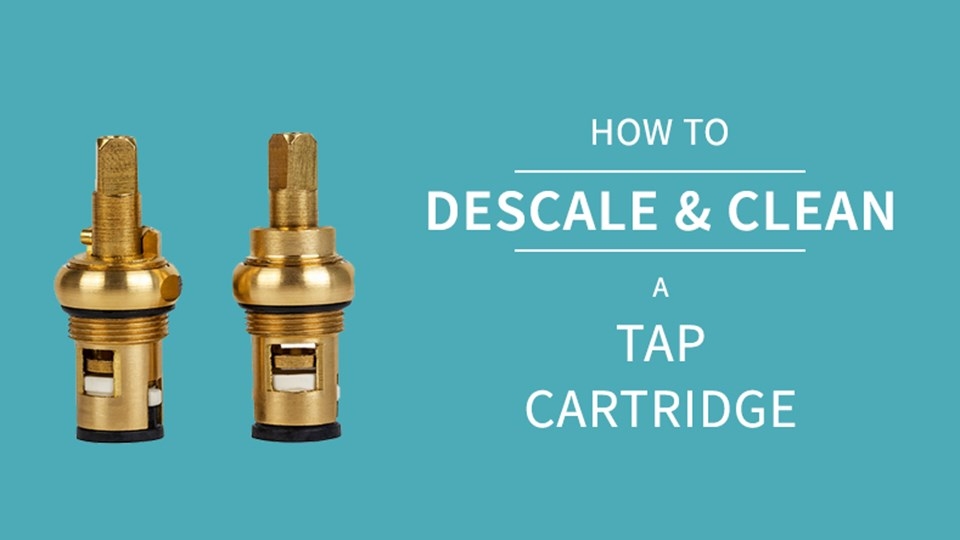 How to Descale and Clean a Tap Cartridge  thumbnail
