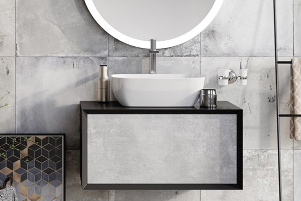 6 of Our Favourite Wall Mounted Vanity Units