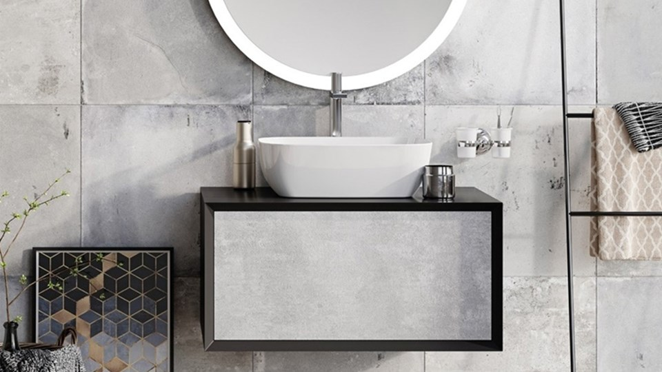 6 of Our Favourite Wall Mounted Vanity Units thumbnail