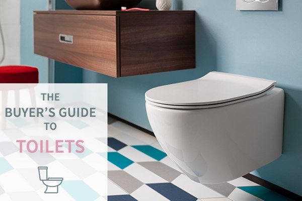 The Buyer's Guide to Toilets