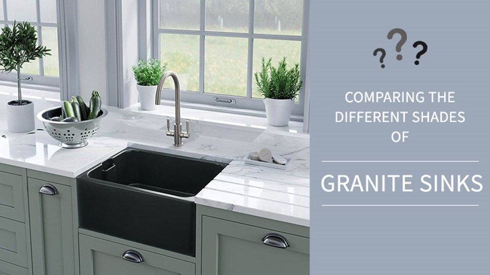 Comparing the Different Shades of Granite Sinks thumbnail