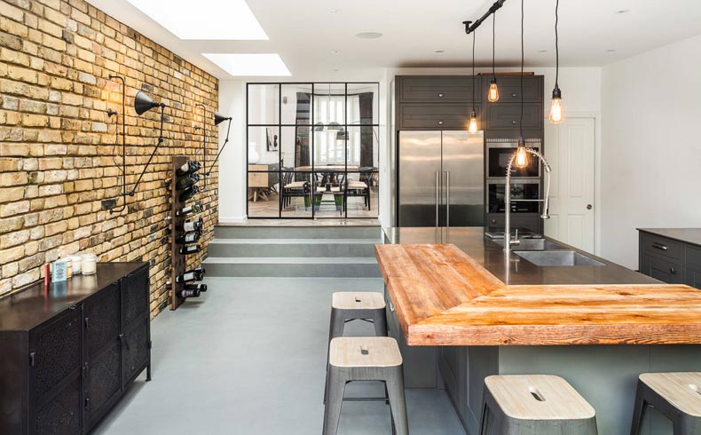 brick-wall-industrial-kitchen